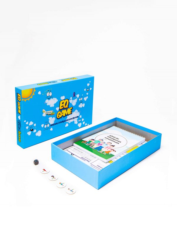 EQ Game - Alfabetul inteligenței emoționale 3