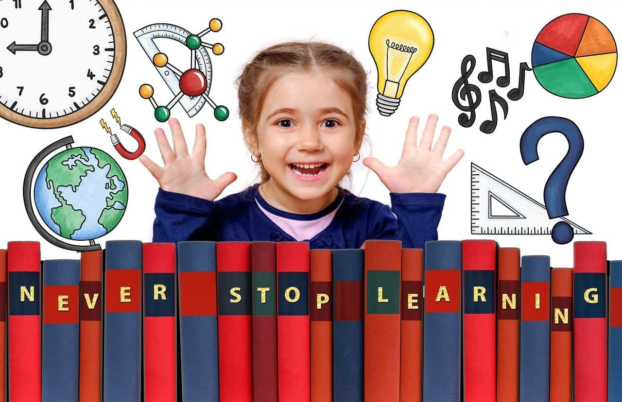 Cum să îți ajuți copilul să învețe cu plăcere? 1