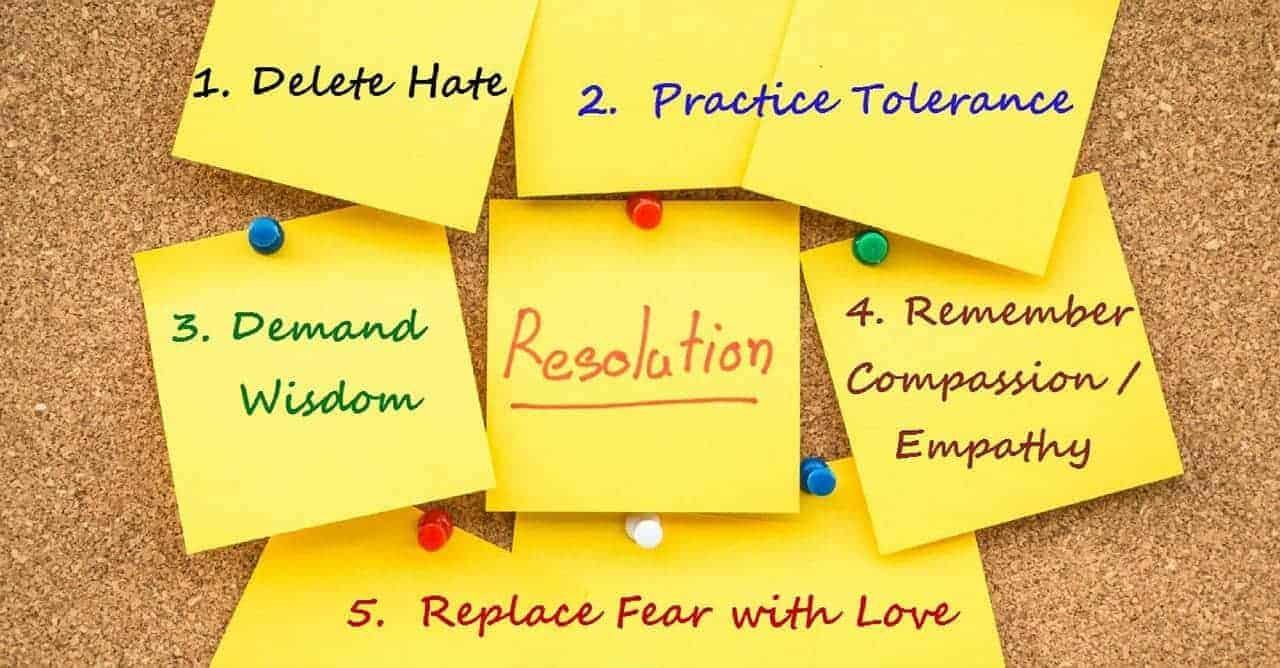 5 rezoluții care care te vor ajuta să ai în familie mai puțină dramă și mai multă dragoste în anul ce urmează 1