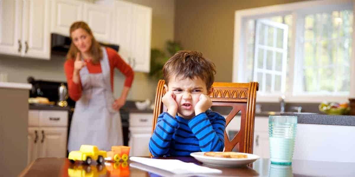 De ce e nevoie să le spunem copiilor de 5 ori ceva ca să asculte o dată? 1