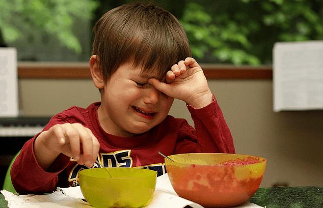 Nu mai vreau la grădi!!! 1