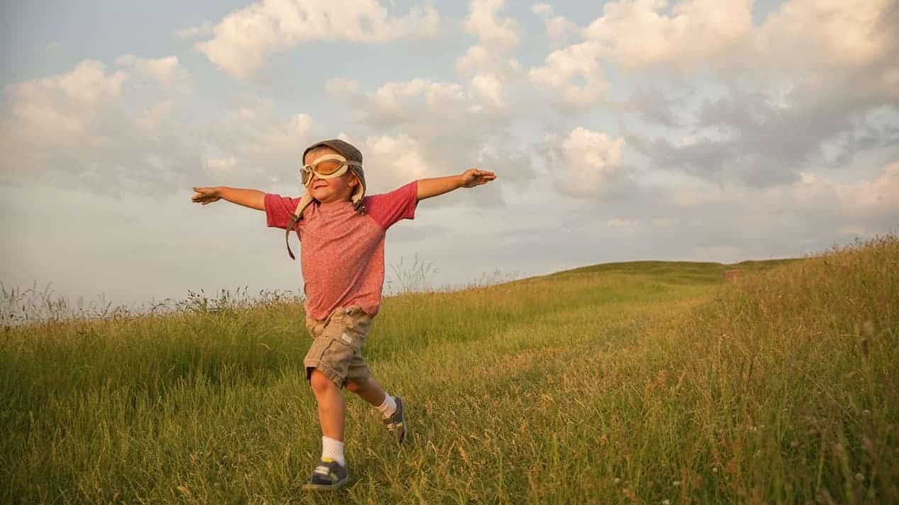 Ce îi face pe copii să fie independenți? 1