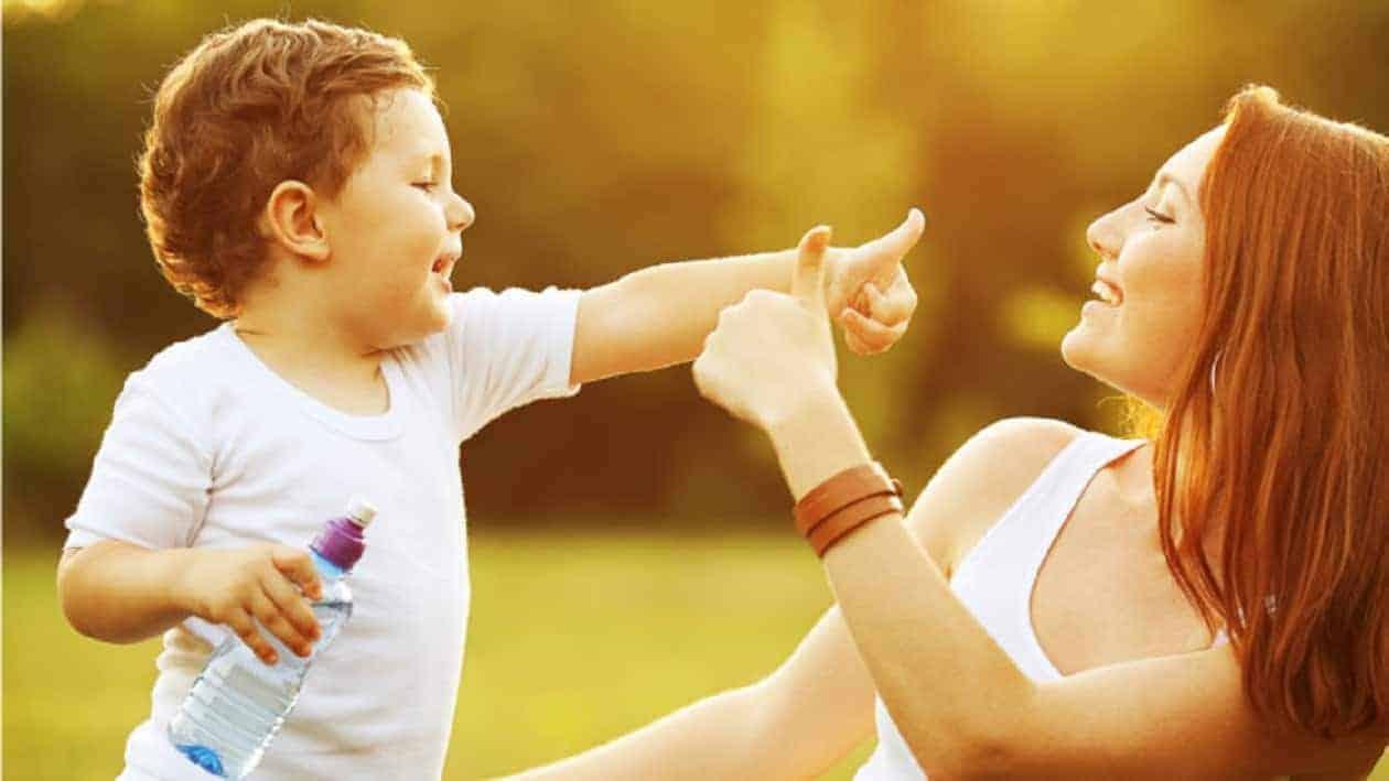 Cum să fii un părinte suficient de bun pentru a crește copii suficient de buni? 1