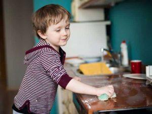 7 lucruri pe care copilul ar trebui să știe să le facă până la vârsta de 13 ani 5