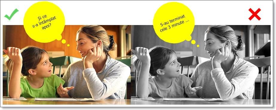 Studiu psihologic: Regula de 3 minute pe care toți părinții ar trebui să o urmeze! 2