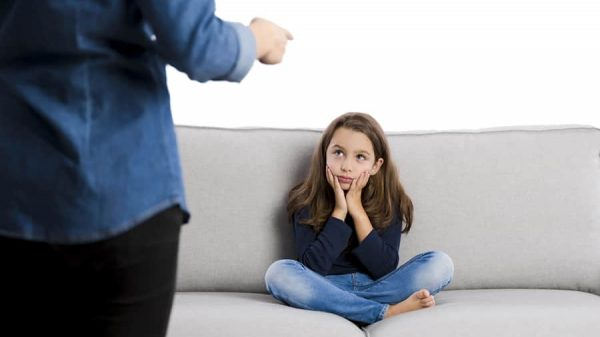 rușinea la copii