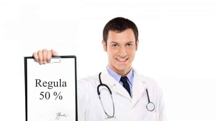 """""""Regula 50%"""": Cum își învață acest tătic medic copiii despre managementul banilor 1"""