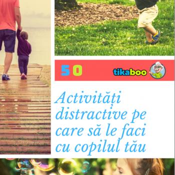 99+ Activități pentru copii – Distractive și Educative 1
