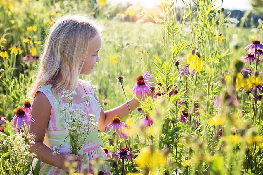 mergeti in natura - activitati pentru copii