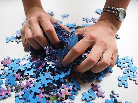 puzzle - activitati pentru copii