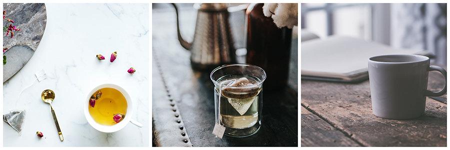 cură de detoxifiere - consumă ceai
