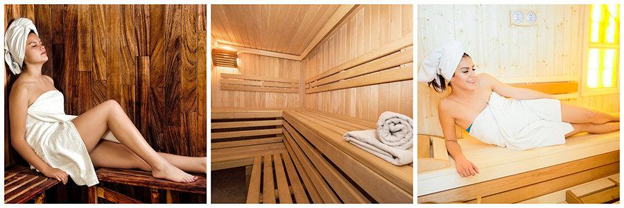 cură de detoxifiere - mergi la saună