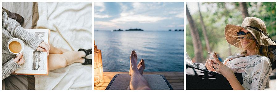 cură de detoxifiere - relaxare