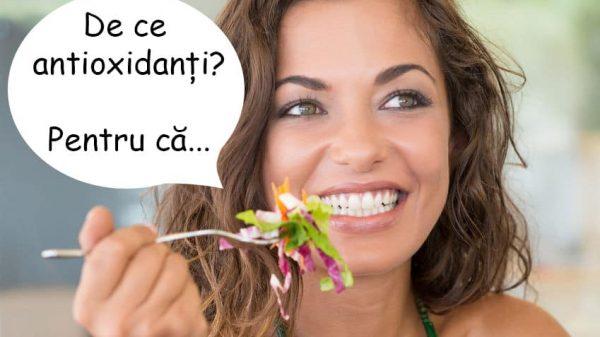 antioxidanti in dieta