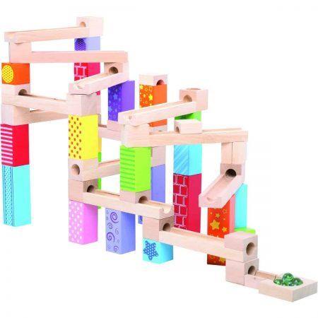 Turn cu bile - jucării de lemn - jucării din lemn pentru copii -