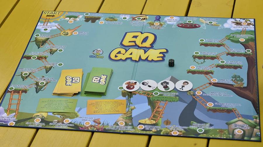 eq game - joc de societate