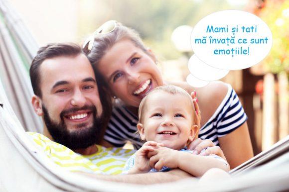 Read more about the article Inteligenţa Emoțională La Copii – Ghidul Suprem al Părintelui