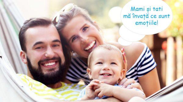 inteligența emoțională la copii