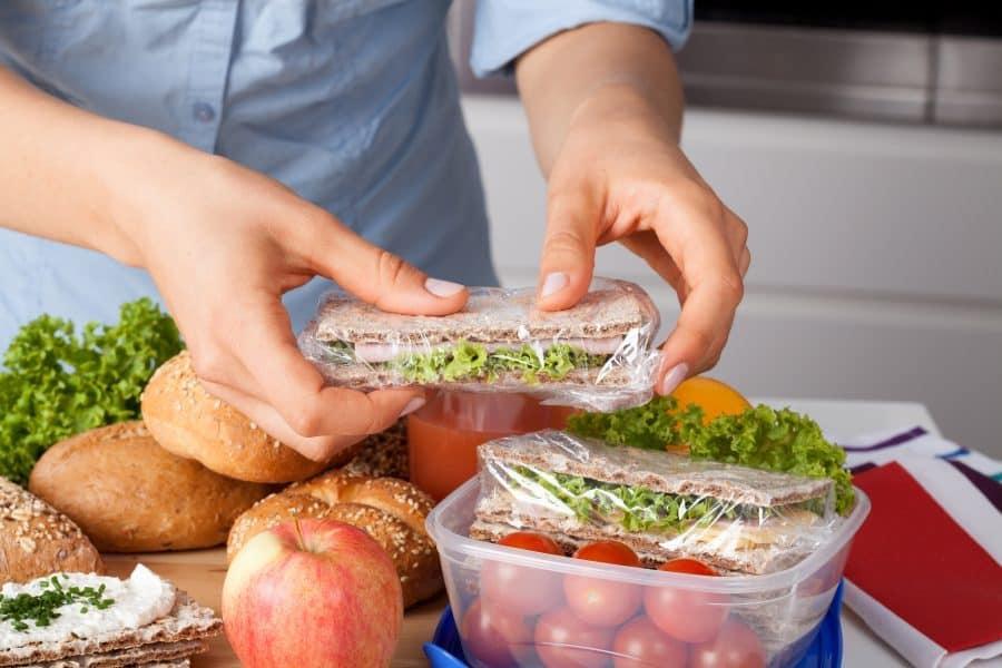 pachet pentru școală mama gătește pentru copii
