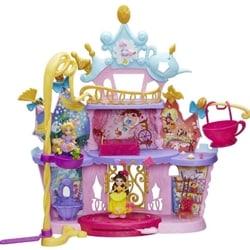 Castel Muzical Disney Princess Rapunzel și Belle - Crează-ți propriul regat!