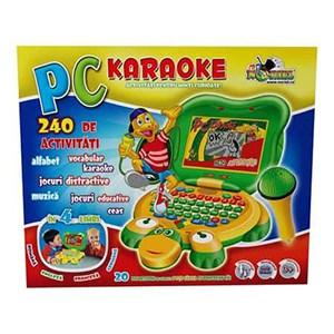pc karaoke jucării educative