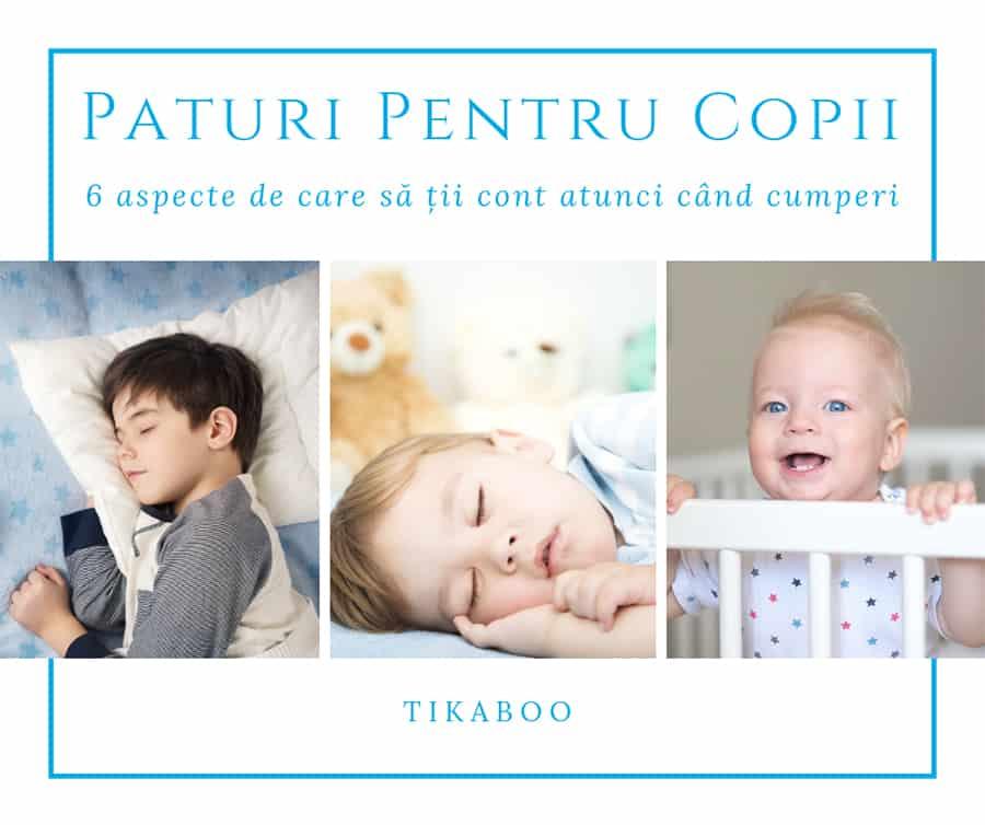Paturi pentru copii – Ține cont de aceste 6 aspecte când cumperi 1