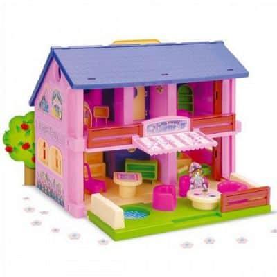 Play House Wader - Căsuța pentru păpuși pe care o poți lua cu tine în vacanță