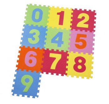 covor puzzle- covoare copii
