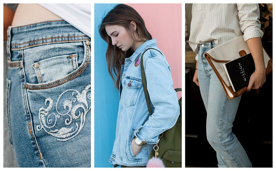 tendinte toamna 2018 - fashion - denim - blug