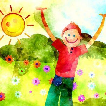 Cum interpretezi desenele copilului tău – Ce înseamnă un copac uscat? Dar unul foarte mic? 3