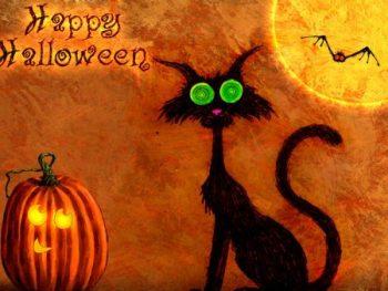 Să ne distrăm în voie de Halloween!