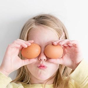 alimente necesare copilului - oua