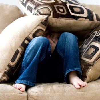 cum ajutam un copil anxios