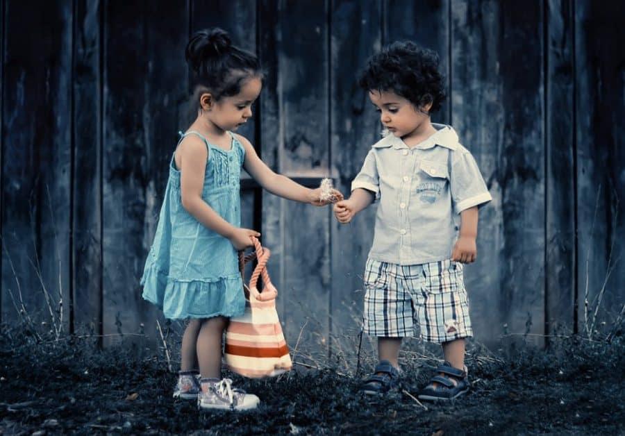 cum cresti copii pozitivi