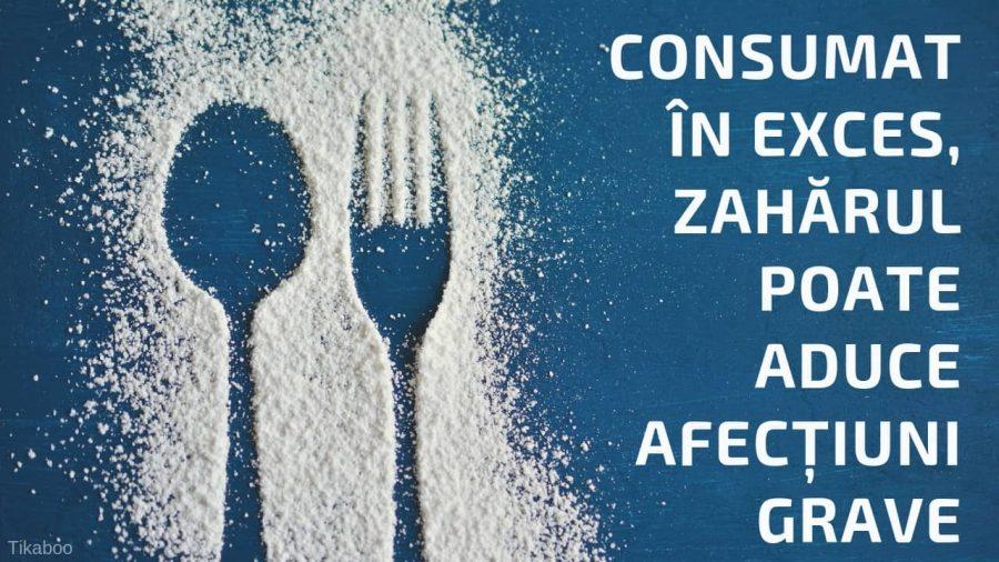 cum sa renunti la zahar - renunță la zahăr