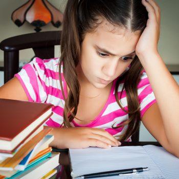semne ale stresului la copii