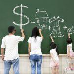 cum vorbim despre bani cu copiii