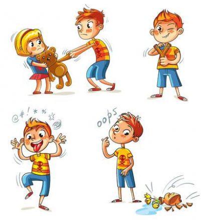 Cum să eviți o situație tensionantă cu copilul tău 1