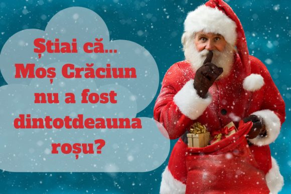 Read more about the article 6 lucruri surprinzătoare pe care nu le știai despre Moș Crăciun