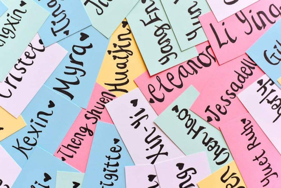 words written on paper