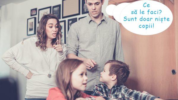 Bunele maniere și politețea NU sunt învechite, iar copilul tău trebuie să ştie asta! (1) 1
