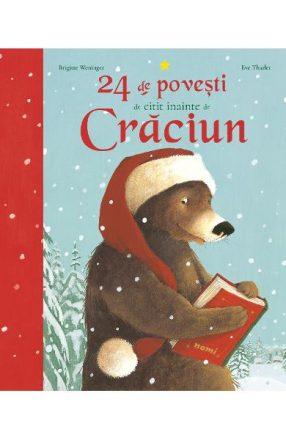Cadouri de Crăciun 24 de povești de citi înainte de Crăciun