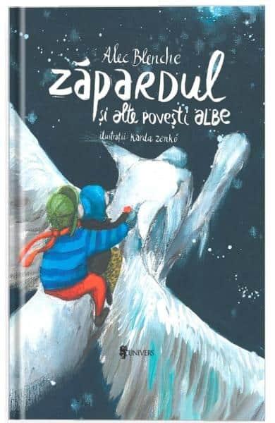 Cadouri de Crăciun Zăpardul și alte povești albe