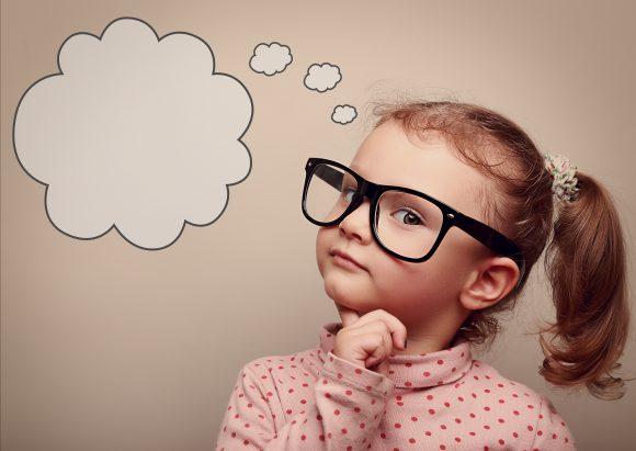 copil creativ - emisfera dreaptă a creierului