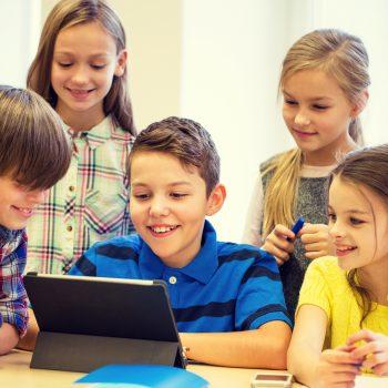 copii care invata usor
