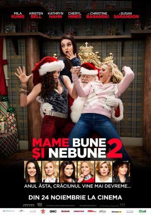 Filme de Crăciun Mame bune și nebune 2