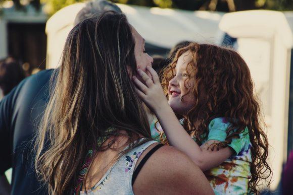 Mamă și copilă