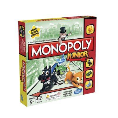 Cadouri de Crăciun Joc Monopoly Junior