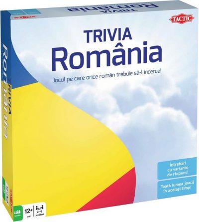 Cadouri de Crăciun Joc Trivia România