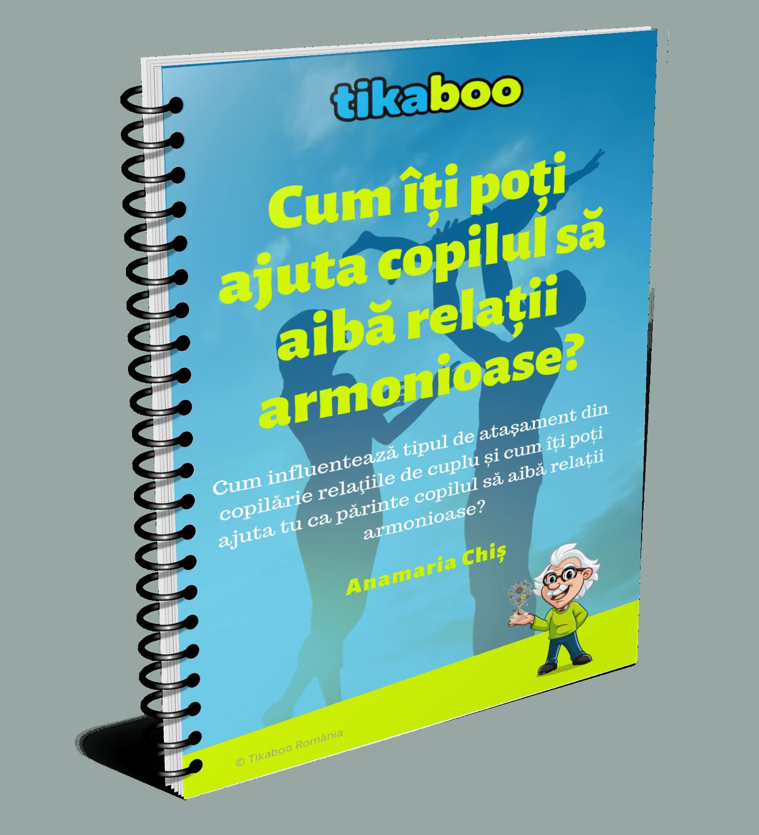Cadourile Tikaboo – Obține materiale educaționale gratuite 13
